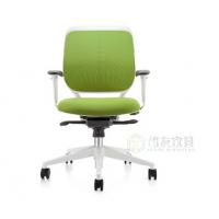 格友家具供应时尚简约布艺职员椅,广州办公椅订做