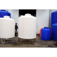 【厂家直销】黄石1吨塑料锥底水箱尖底水塔