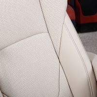 三座商务车客车座椅改装汽车电动安全座椅改装真皮汽车座椅