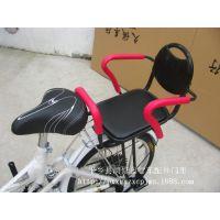 量批儿童座椅 加重加厚管自行车 电动车后置宝宝安全座椅