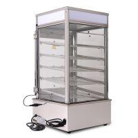 商用600H蒸包柜 台式蒸包机 蒸馒头机 蒸箱 保温柜 保温展示柜