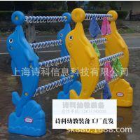 幼儿园亲子园长颈鹿毛巾架 蓝黄红绿色 儿童塑料毛巾架 口杯架