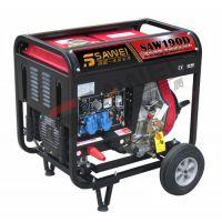 发电电焊两用机价格/190A柴油发电焊机