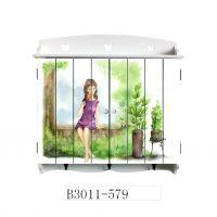 爆款装饰箱 美式田园风格木制电表箱 遮挡箱 电表盒B3011-579