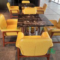 供应茶餐厅长方形餐桌|圆形大理石餐桌|酒店餐台 尺寸可定做