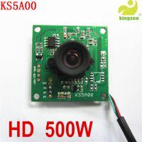 MI5100 硬件500万像素 1/2.5感光 USB高拍仪摄像头模组视频展台专用教学