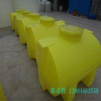 供应LT-500L再生液储罐 车载卧式水箱