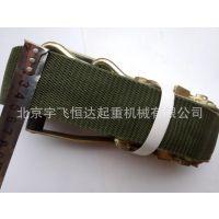 捆绑器50mm货物捆扎带军绿色北京厂家
