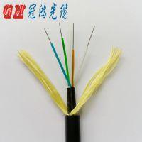 跨距100-300M ADSS-4芯非金属自承式光缆