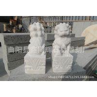 厂价销售山东小雪花墓地小狮子陵园专用狮子长期大量批发零售