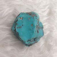 纯天然进口原矿绿松石 墨西哥天然绿松石原石裸石原料 大量走批