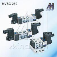 主营台湾金器MVSC-260-4E2C防爆型电磁阀