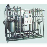 板式超高温瞬间灭菌UHT程控成套设备