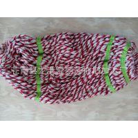多股拖把棉纱 漂白全棉拖把纱 摩擦纺纱 耐用拖把材料 厂家热销