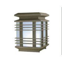 现在中式花园墙头别墅柱头灯(ZT-025)