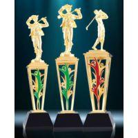 西安金属奖杯定制 西安高档合金奖杯 礼品合金奖杯 内容可设计