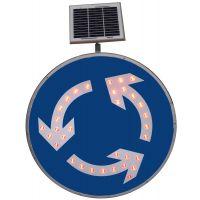 江西南昌LED太阳能标牌|赣州电子标牌|厂家定制