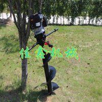山东佳鑫扬州葡萄园立柱子打眼机 挖坑机地钻那个牌子好 挖坑机