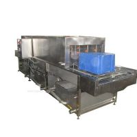 利杰机械(图)、厂家直销竹笋筐清洗机、自贡竹笋筐清洗机
