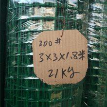 驻马店1.8米高果园圈护铁丝网/郑州农业养殖用铁丝网多少钱一米?