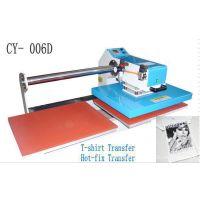 广东勇创热转印机器厂家直销 上滑式气动双工位烫画机 个性印花