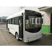 上海野生动物园电动观光车 上海野生动物园二十三座纯电动观光游览车交付