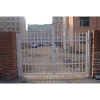 厂家直销大连优质锻造热镀锌钢铁艺大门·安全环保锌钢护栏·大连围墙大门·大连别墅大门