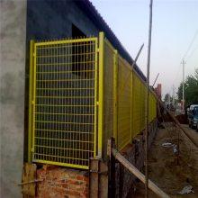 无锡工厂围墙网 圈地铁丝网 大量防护围栏网现货供应