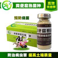 发酵鸡粪沤肥EM腐熟菌剂价格订购价多少鹤壁安阳