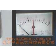 中西指针式电流测量仪表(20A) 型号:RB2B/FS-60库号:M392396