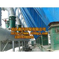河北景新除尘器厂家反吹风布袋除尘器厂家
