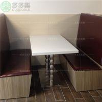 供应长方形大理石餐桌 坚固耐磨 连锁餐厅大理石圆桌