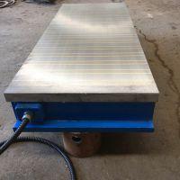忠磁厂家直销X91 300*800强力铣刨电磁吸盘吸力均匀安装简便质量保证价格优惠