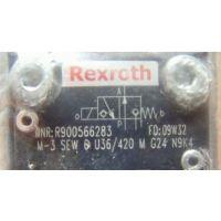 原装力士乐电磁球阀M-3SEW6U3X/420MG24N9K4