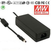 明纬桌上型GS90A24-P1台湾明纬电源节能绿色能源三线插口适配器