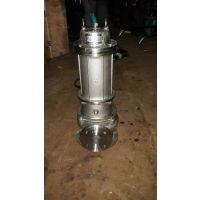 泵型号65WQ30-30-5.5排污泵 无堵塞排污泵 污水泵厂家直销 京天