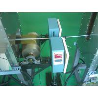 高精度激光测径仪 玻璃管检测仪 线材测量仪东莞明锐
