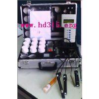 西优势便携式水质分析仪(温度 盐度 溶氧度 pH 氨氮 硫化氢 ,库号:M131809
