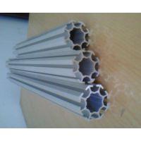 厂价供应展览铝材R8八棱柱