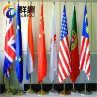 昆明广告彩旗旗帜彩色双面印刷|刀旗批发|国旗|袖章|绶带|印logo做广告