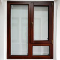 天津铝包木门窗厂家 铝木复合门窗制作