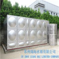 翔海水箱:是全国专业不锈钢水箱生产厂家,产品均选用进口食品级SUS304不锈钢材料制作而成。