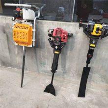 便携式挖树机 富兴牌树苗移栽挖树机 多功能铲头式起树机