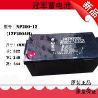 蓄电池NP200-12 蓄电池12V200AH 铅酸免维护UPS蓄电池