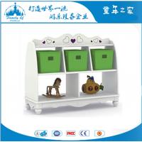 供应广州童年之家T-Y6014A幼儿园5格分区柜 幼儿园设备厂家直销