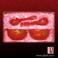 加字陶瓷碗定做,景德镇唐龙陶瓷餐具,家用碗盘