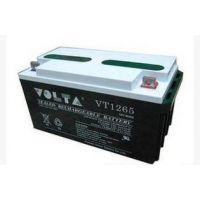 沃塔蓄电池VT1265 沃塔电池12V65AH报价
