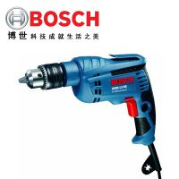 博世Bosch GBM 13RE手电钻600W 正反转带可调速手枪钻送钻头