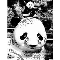 广州荔湾区/仿真精雕细刻熊猫/大型/典点18620600200陈