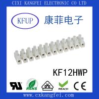 贯通式接线端子 KF12HWP-12.0间距 慈溪康菲电子